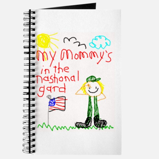 National Guard Mommy Journal