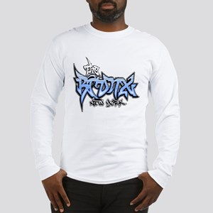 Bronx Graffiti Long Sleeve T-Shirt