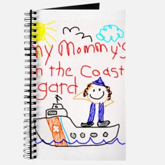 Coast Guard Mommy! Journal