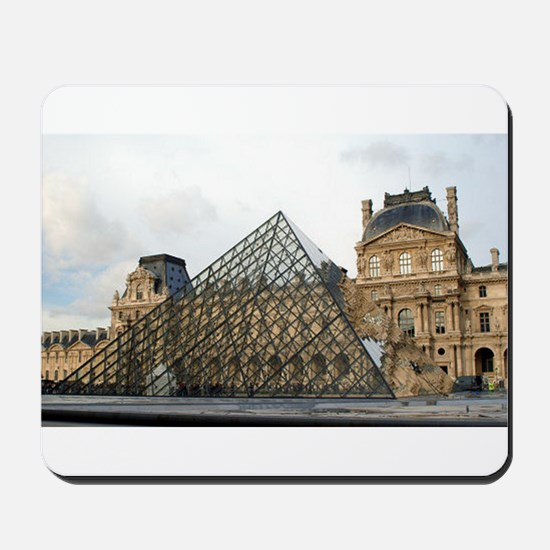 paris 4 Mousepad
