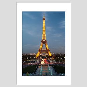paris 9 Large Poster