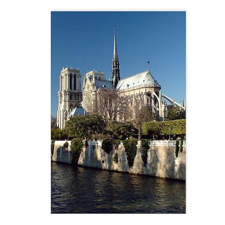 paris 11 Postcards (Package of 8)
