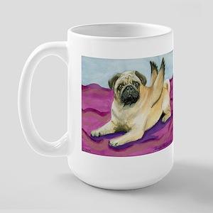 Pugasus Large Mug