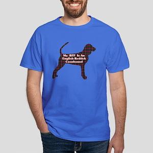 English Redbone Coonhound Dark T-Shirt