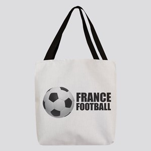 France Football Polyester Tote Bag