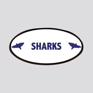 Sharks Patch
