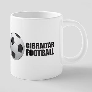 Gibraltar Football Mugs