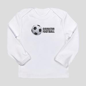 Gibraltar Football Long Sleeve T-Shirt