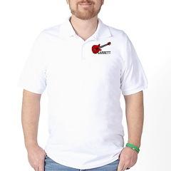 Guitar - Garrett Golf Shirt