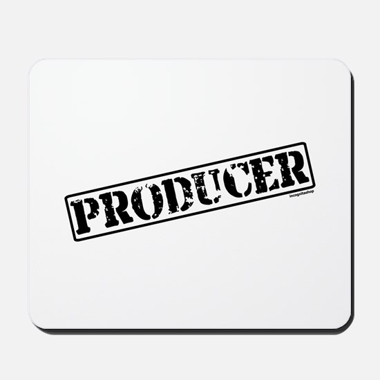 Producer Stamp Mousepad