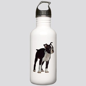 Boston Terrier Puppy Stainless Water Bottle 1.0L