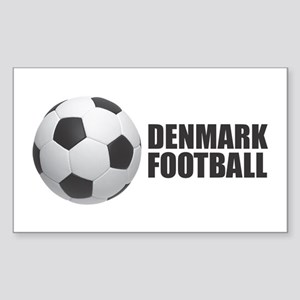Denmark Football Sticker