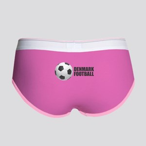 Denmark Football Women's Boy Brief