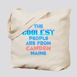 Coolest: Camden, ME Tote Bag