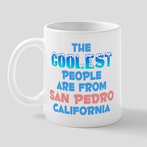 Coolest: San Pedro, CA Mug