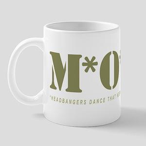 M*O*S*H - Headbangers Dance T Mug
