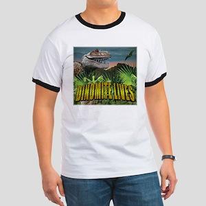 Dinomite Lives Ringer T