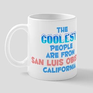 Coolest: San Luis Obisp, CA Mug
