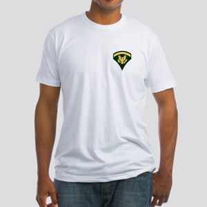 Specialist 5 <BR>Fitted T-Shirt