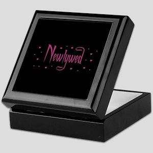 Newlywed - Charmed Pink Keepsake Box