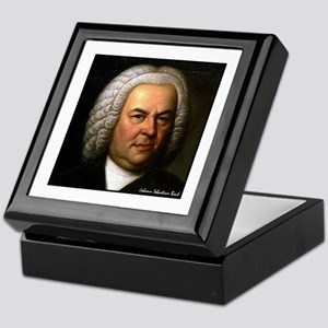 "Faces ""Bach"" Keepsake Box"