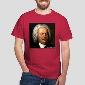 """Faces """"Bach"""" Dark T-Shirt"""