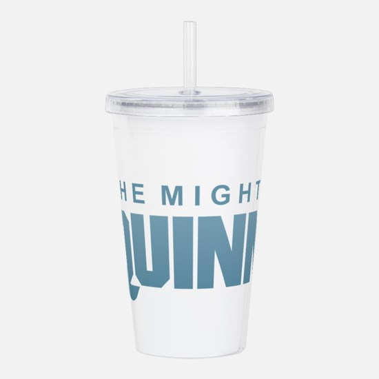 The Mighty Quinn Acrylic Double-wall Tumbler
