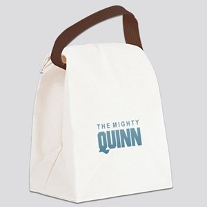The Mighty Quinn Canvas Lunch Bag