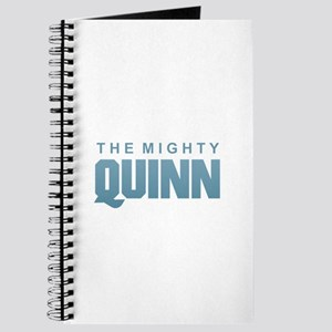 The Mighty Quinn Journal
