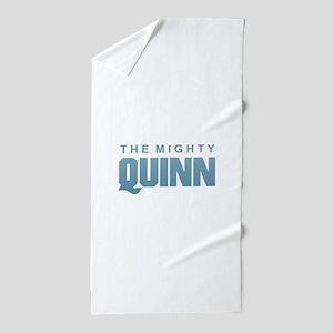 The Mighty Quinn Beach Towel
