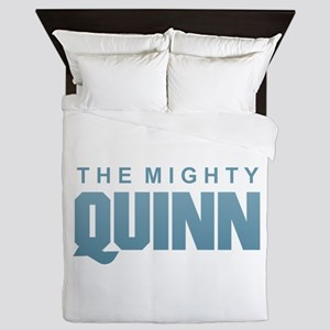 The Mighty Quinn Queen Duvet