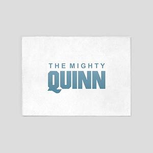 The Mighty Quinn 5'x7'Area Rug