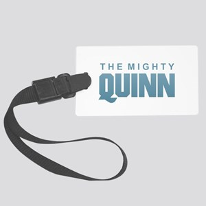 The Mighty Quinn Large Luggage Tag