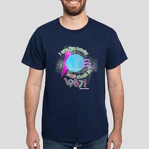 Retro 1987 Dark T-Shirt