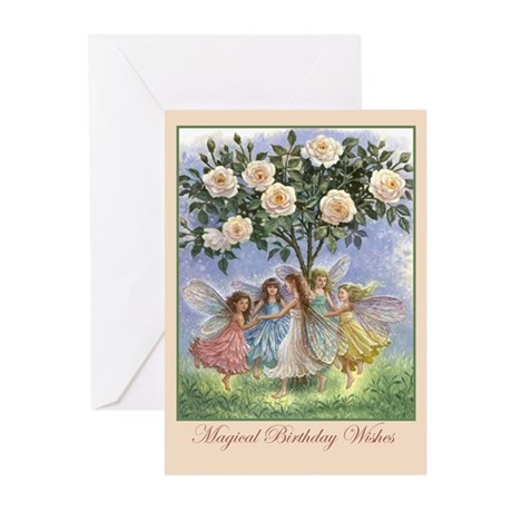 Fairy Ring Greeting Cards (Pk of 10)