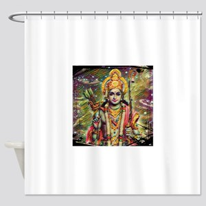 Ram 4 Merchandise Shower Curtain