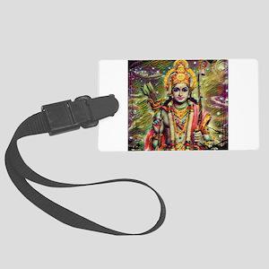 Ram 4 Merchandise Large Luggage Tag