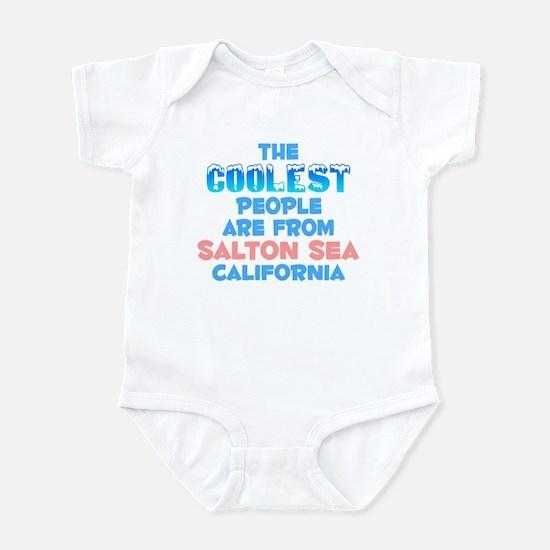 Coolest: Salton Sea, CA Infant Bodysuit