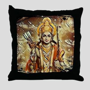 Ram 3 Merchandise Throw Pillow