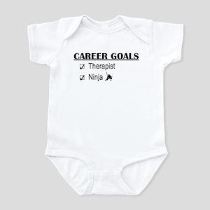 Therapist Career Goals Infant Bodysuit