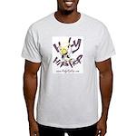 Holy Hip Hop Grey T-Shirt