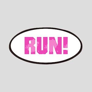 RUN - Pink Patch