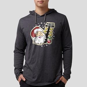 Funny Drag Racing Christmas Li Long Sleeve T-Shirt