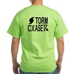 Storm Chaser Green T-Shirt