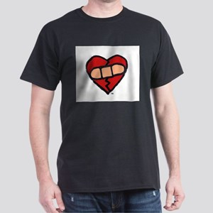 Valerie CHD Families mended heart Ash Grey T-Shirt