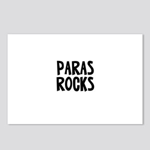 Paras  Rocks Postcards (Package of 8)