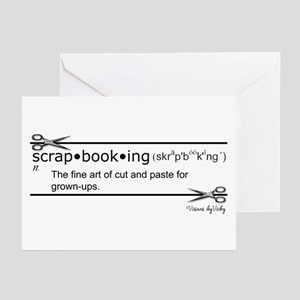 Cut & Paste Greeting Cards (Pk of 10)