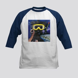 Cairn Underwater Kids Baseball Jersey