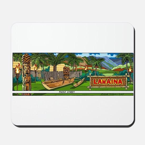 Lahaina Maui Mousepad