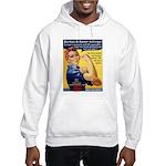 Shove Your Sharia Hooded Sweatshirt